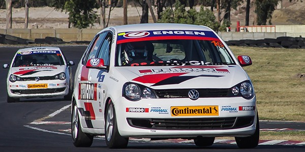 Engen Volkswagen Cup racers have just one chance left in championship chase