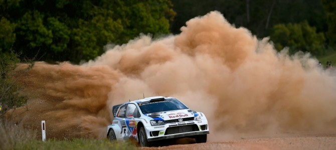 Volkswagen trio hungry for victory: World Rally Championship reaches fever pitch in Spain