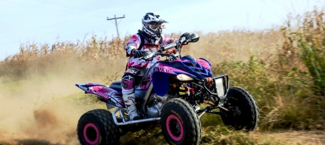 First Ever Ladies Champion Crowned in National Off-road Bike/Quad Championship!