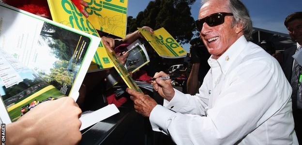 Sir Jackie Stewart warns that F1 drivers are 'taking liberties'