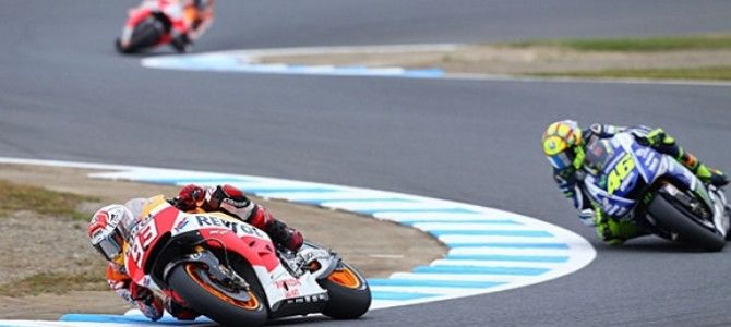 MotoGP: Rossi, Lorenzo say Marquez now more in control
