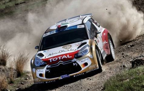 Top regional drivers primed for Abu Dhabi Rally