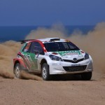 FOUR-HORSE RACE FOR SA RALLY CHAMPIONSHIP TITLE