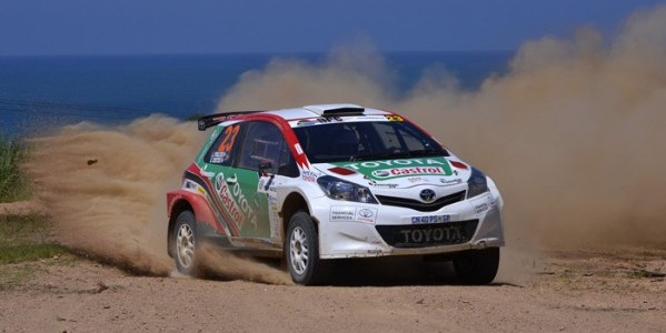 POULTER/COETZEE WIN POLOKWANE MOTOR RALLY AND 2014 SA NATIONAL RALLY CHAMPIONSHIP