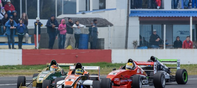 Championship finale is a nailbiter for South African Single-Seaters
