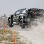 Block and Foust among stars competing in WorldRX Turkey