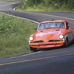 Studebakers Do Battle in Mexican Road Race