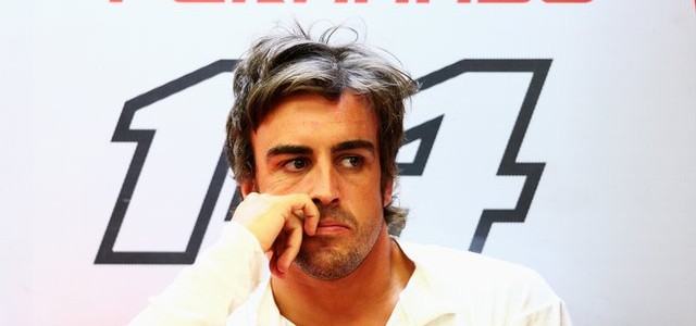 Ferrari confirm split with Alonso 20 Nov 2014