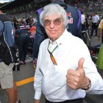 Bernie Ecclestone believes it's pointless for F1 to a chase a new younger audience