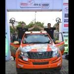 Gaurav Gill and Musa Sherif win 40th K-1000 Rally