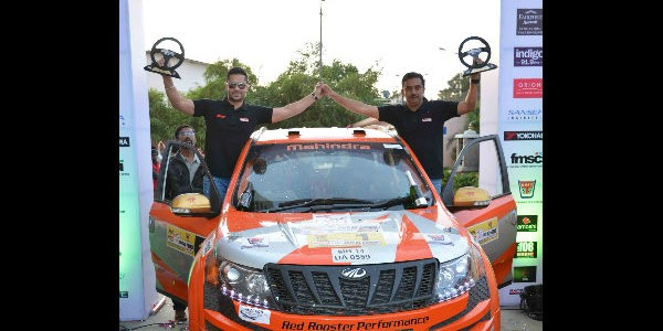 Gaurav Gill and Musa Sherif win 40th K-1000 Rally