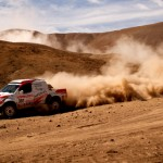 Overdrive, Hallspeed join forces to run 10 Toyota Hiluxes in grueling Dakar Rally