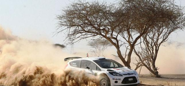 Dubai Rally to launch another epic battle to decide Middle East Championship title