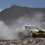 Eight Mini All4 Racing To Compete In The 2015 Dakar Rally, Joan 'Nani' Roma Aiming To Defend His Dakar Title