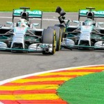Hamilton and Rosberg, Formula 1's fractured fraternity