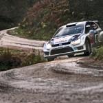 Ogier sets early pace in Wales, Mikkelsen retires