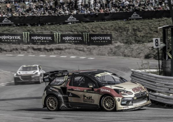 Petter Solberg RX Brazil