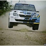 Lategan leads Rally Waldviertel at end of day one