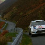 Ogier untroubled in Rally GB lead