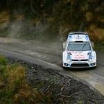Ogier comfortable in Rally GB lead