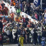 NASCAR: Postrace brawl between Gordon, Keselowski team 'over the line'