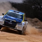 Final Round of National Rally Action for Volkswagen Sasolracing Team
