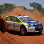 Weijs and Degandt First in Bela-Bela, Second Overall in 2014 National Rally Season