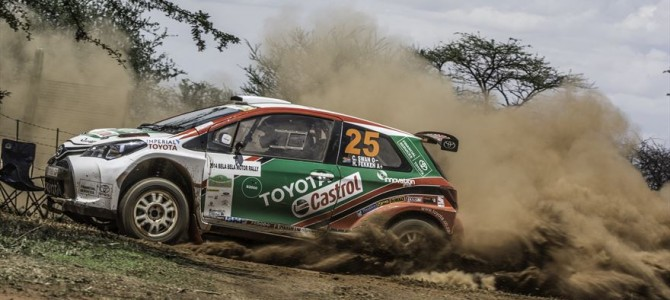 CASTROL TEAM TOYOTA ENDS SEASON WITH PODIUM FINISH