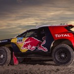 How to take on the Dakar with a brand new car