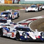 TOYOTA RACING DOMINANT IN CHINA