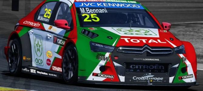 WTCC: Bennani switches to Loeb Citroen team for 2015