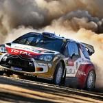 Citroen aiming for WRC Drivers' Championship podium