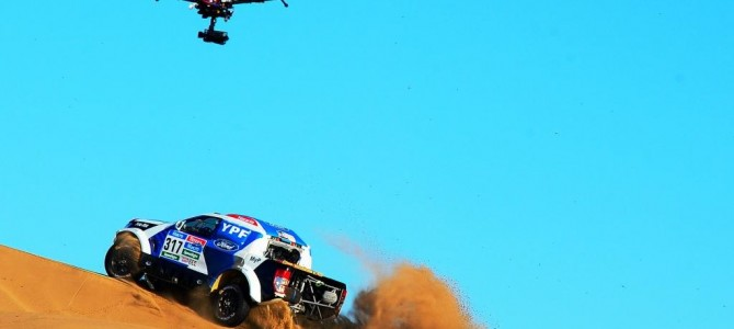 SOUTH RACING AND NEIL WOOLRIDGE MOTORSPORT TO RUN A FORD RANGER IN THE 2015 DAKAR RALLY