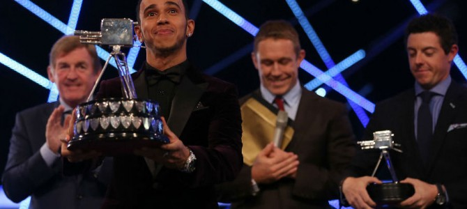 Hamilton crowned Sports Personality of the Year