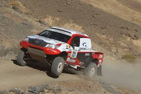 Jacky Loomans Toyota Hi-Lux Overdrive