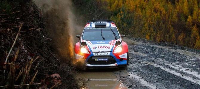 Robert Kubica to continue rallying