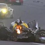 Mark Webber's parents endure anxious wait after his Brazil crash