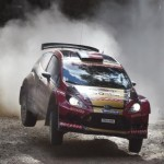 Sheikh Khalid Al Qassimi denied second Middle East Rally Championship title