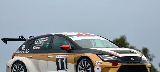Maxi Endurance 32 Hours finish at Algarve