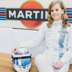 Susie Wolff to make motorsport history as first female in Race of Champions