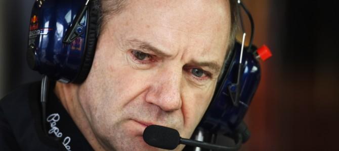 Newey keeps a finger in the F1 pie