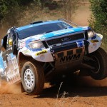 Gold for Atlas Copco Ford Racing in Gauteng