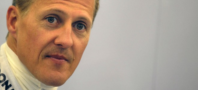 Michael Schumacher is Google's most-searched-for athlete in 2014
