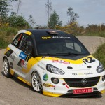 New Opel ADAM R2 sets impressive pace