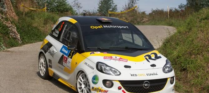 New Opel ADAM R2 sets impressive pace