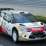 Rallye Monte Carlo: Citroen reveals anniversary DS3 for 2015 WRC