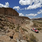 SOLID STAGE FOR DE VILLIERS/VON ZITZEWITZ, AS TEAM ORDERS HOLD BACK POULTER/HOWIE