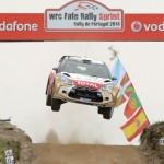 Classic Fafe test back in WRC