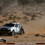 AFRICA ECO RACE 2015 UNEXPECTED SCENARIO ON STAGE 9
