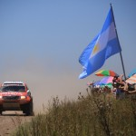 POULTER IMPRESSES EARLY ON STAGE TWO OF DAKAR 2015